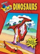 3D Coloring BookDinosaurs