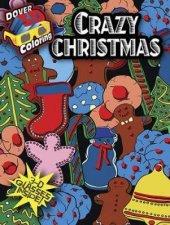 3D Coloring BookCrazy Christmas