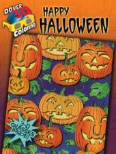 3D Coloring BookHappy Halloween