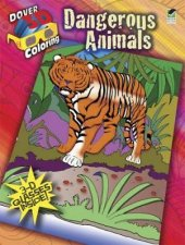 3D Coloring BookDangerous Animals
