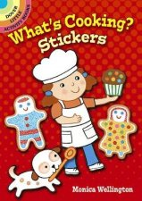 Whats Cooking Stickers