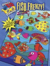 3D Coloring BookFish Frenzy