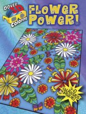 3D Coloring BookFlower Power