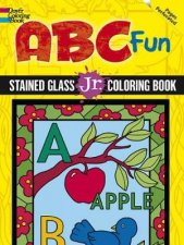 ABC Fun Stained Glass Jr Coloring Book