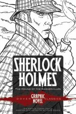 SHERLOCK HOLMES The Hound of the Baskervilles Dover Graphic Novel Classics
