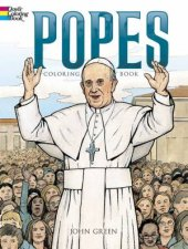 Popes Coloring Book