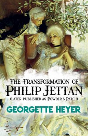 Transformation Of Philip Jettan (Later Published As Powder And Patch)
