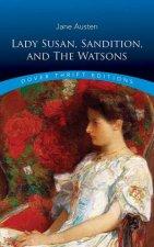 Lady Susan Sanditon And The Watsons