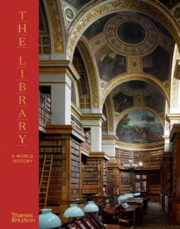 The Library by James W P Campbell & Will Pryce