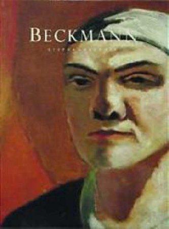 Master Of Art: Beckmann by Stephen Lackner