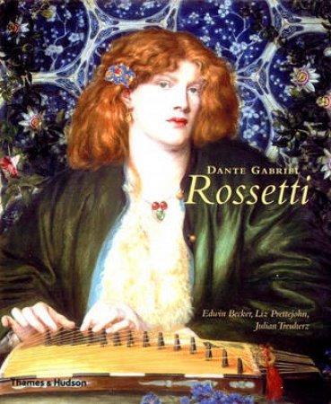 Dante Gabriel Rossetti by Treuherz Juilan Et