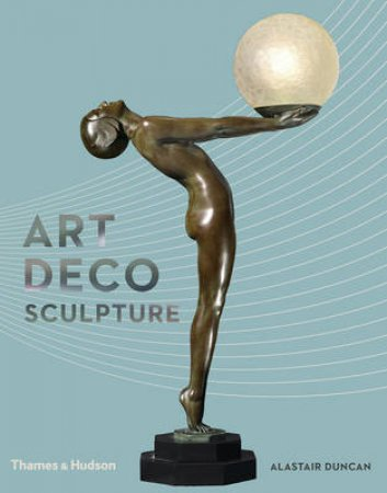 Art Deco Sculpture by Alastair Duncan