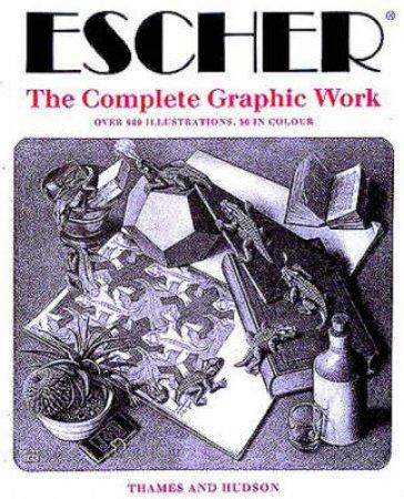 Escher:Complete Graphic Work by Locher J L