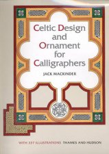 Celtic Design  Ornament For Calligraphers