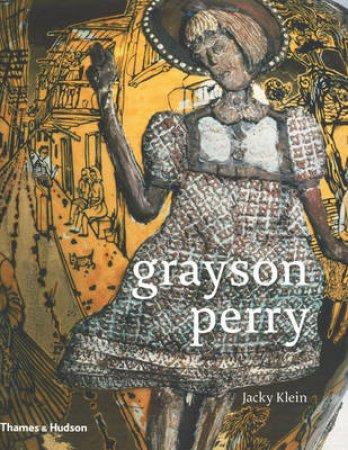 Grayson Perry by Jacky Klein