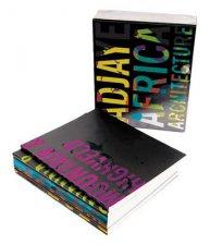 Adjaye Africa Architecture  7 volumes slipcased