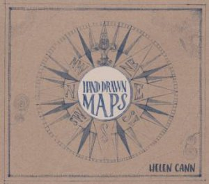 Hand Drawn Maps by Helen Cann