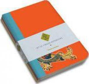 Book Of Kells: Notebook Set (3)