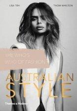 Australian Style The Whos Who Of Fashion