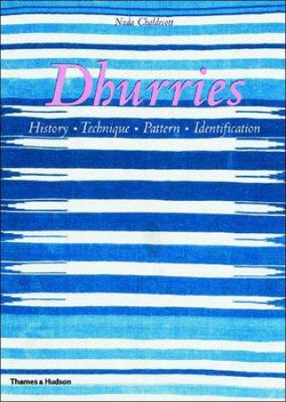 Dhurries:History,Technique,Pat by Chaldecott Nada