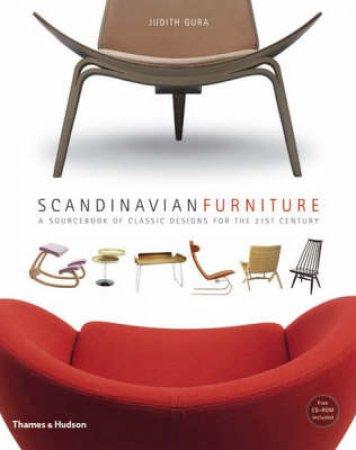 Scandinavian Furniture: Sourcebook of Classic Designs for 21st C. by Judith Gura