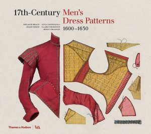 17th Century Men's Tailoring Patterns