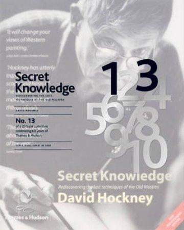Secret Knowledge (60th Anniversary) by david Hockney