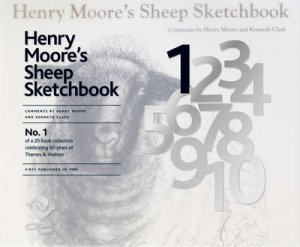 Henry Moore's Sheep Sketchbook (60th Anniversary) by Henry Moore
