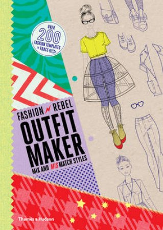 Fashion Rebel Outfit Maker by Louise Scott-Smith