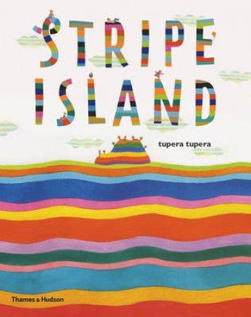 Stripe Island by Tupera Tupera