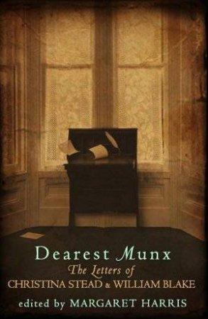 Dearest Munx by Margaret Harris
