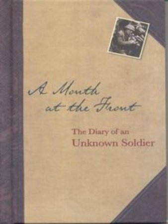 A Month at the Front by Unknown