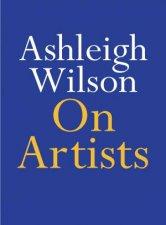 On Artists