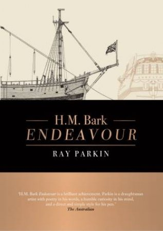 H.M. Bark Endeavour Updated Edition