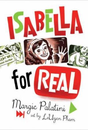 Isabella for Real by PALATINI / PHAM