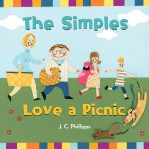 Simples Love a Picnic by PHILLIPPS J.C.
