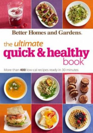Ultimate Quick and Healthy Book