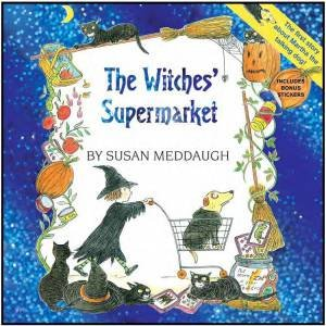 Witches' Supermarket by MEDDAUGH SUSAN