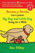 Perrazo y Perrito van a pasearBig Dog and Little Dog Going for a Walk Reader