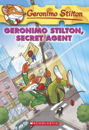 Geronimo Stitlton, Secret Agent