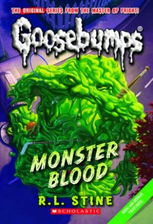 Goosebumps 03: Monster Blood