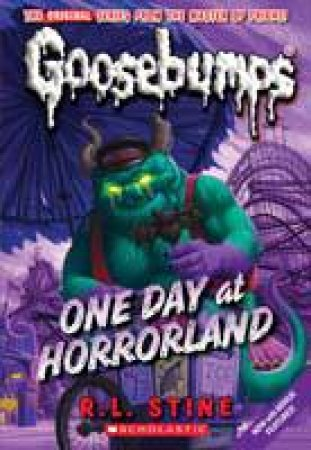 Goosebumps 16: One Day at HorrorLand