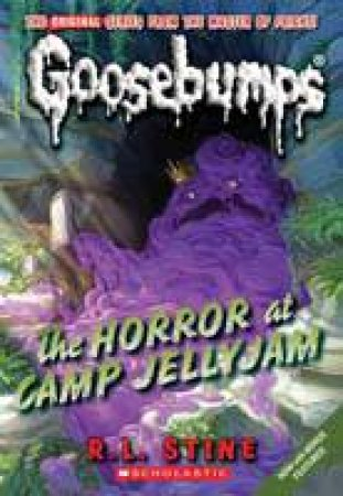 Gossebumps 09: The Horror at Camp Jellyjam
