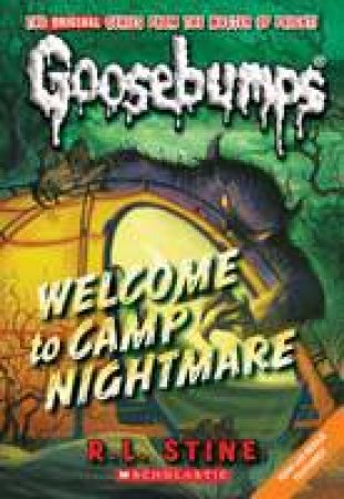 Goosebumps 14: Welcome To Camp Nightmare