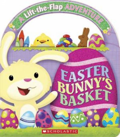 Easter Bunny's Basket by Lily Karr