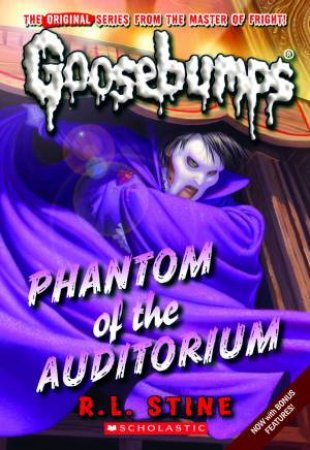 Goosebumps 20: Phantom of the Auditorium