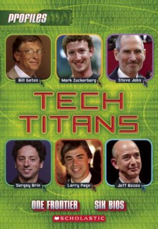 Tech Titans by Carla Killoogh McClafferty