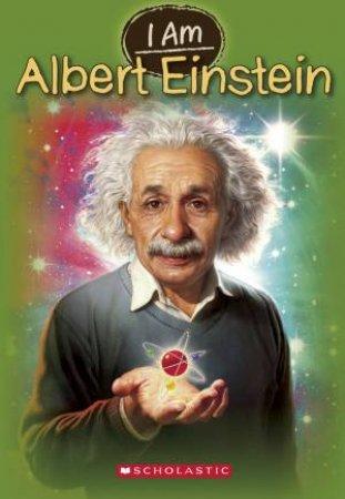 Albert Einstein by Grace Norwich