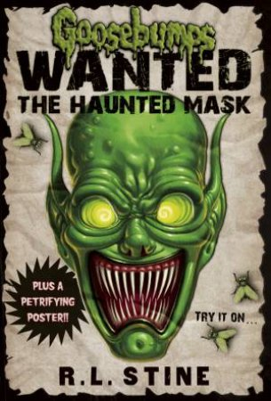 Goosebumps 11: Haunted Mask