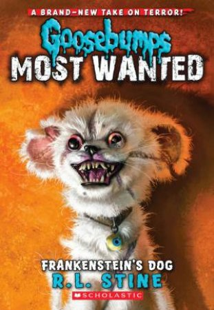 Goosebumps Most Wanted 04: Frankensteins Dog
